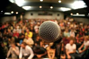 Як подолати страх перед публічним виступом