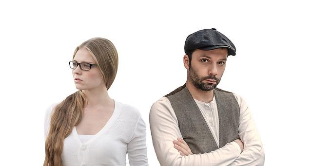 взаємини кохання непорозуміння конфлікт шляхи до порозуміння