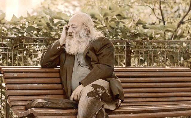 роздуми планування старість пара кохання самотність