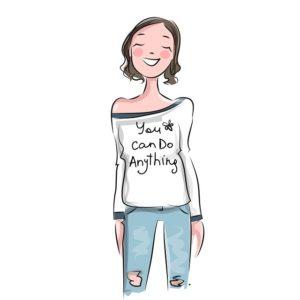 впевненість дівчина мотивація самооцінка