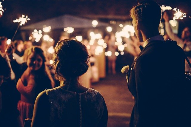 відносини шлюб одруження гарний початок весілля