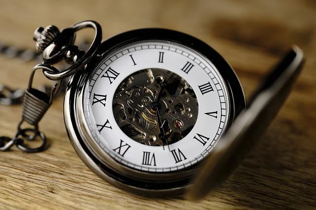 годинник час роздуми тут і зараз