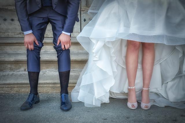 ноги наречені весілля радість стосунки