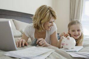 Діти та гроші етап формування