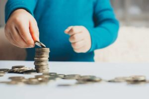 Ставлення дитини до грошей